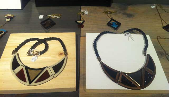 collares pop up store novum