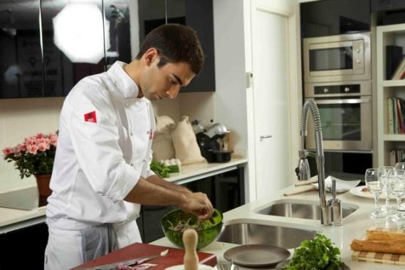 Alta cocina a domicilio chef personal