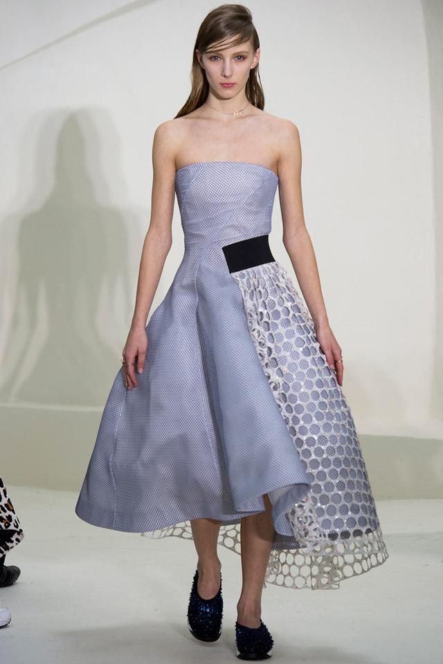 Christian Dior Haute Couture s/s 2014 sneakers silueta-bar