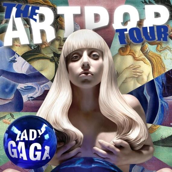 lady gaga art pop
