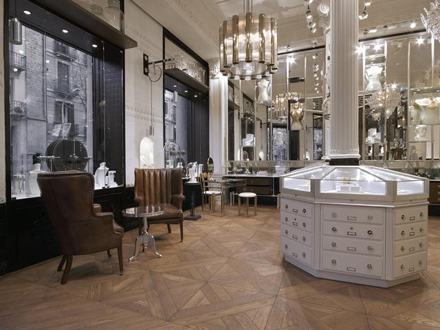 aristocracy tienda paseo de gracia