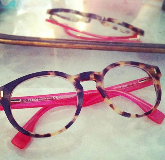 gafas-vista-fendi-color-block