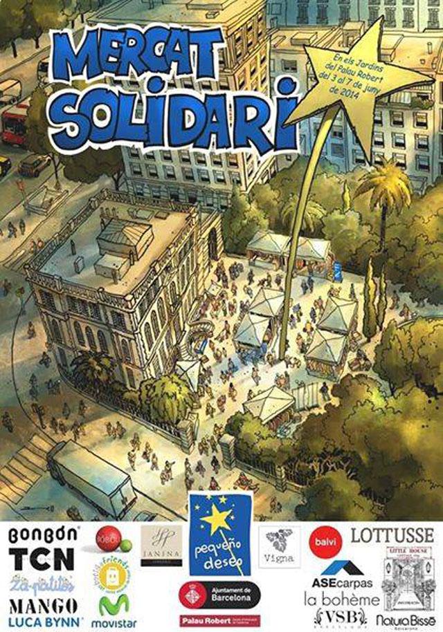 mercado solidario barcelona