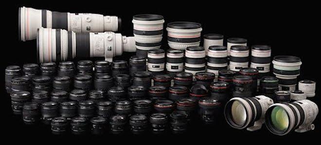 objetivos-canon camara digitales compactas