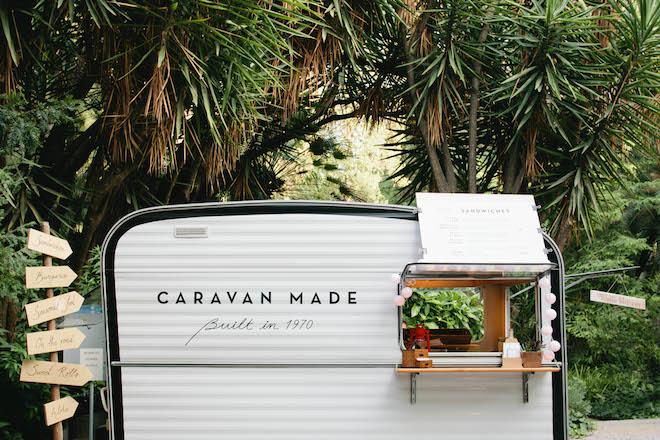 Food Trucks en Barcelona van van mercado gastronomada