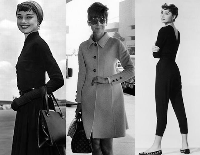 Audrey hepburn estilo