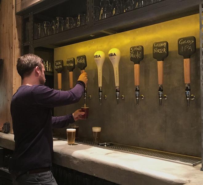 garage beer co cerveza natural