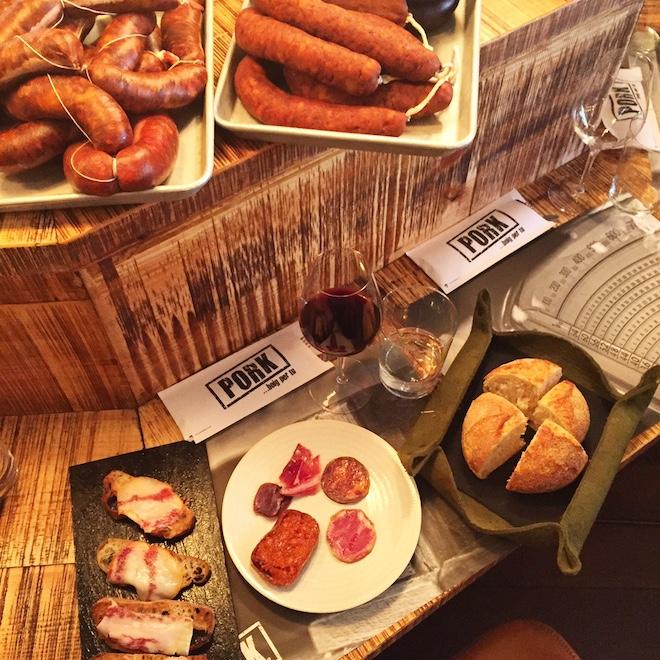 pork boig per tu restaurante born