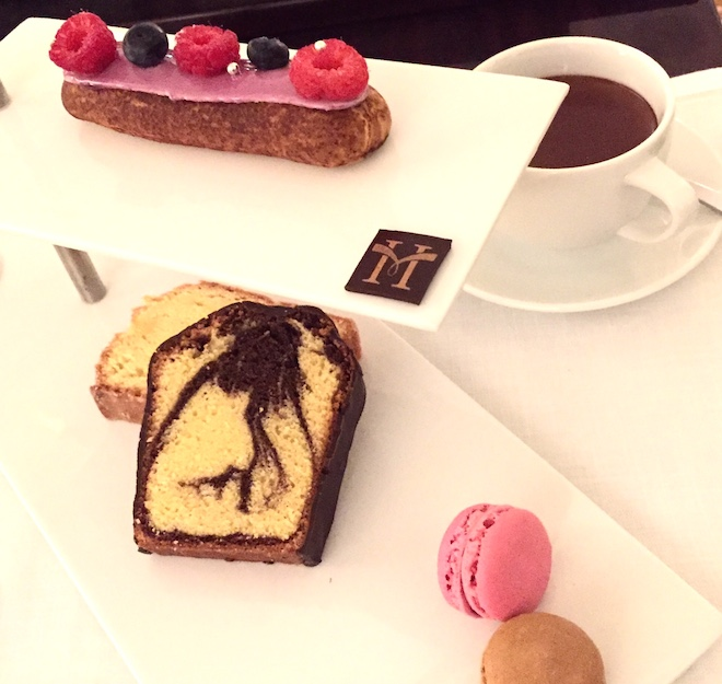 majestic fashion tea chocolate