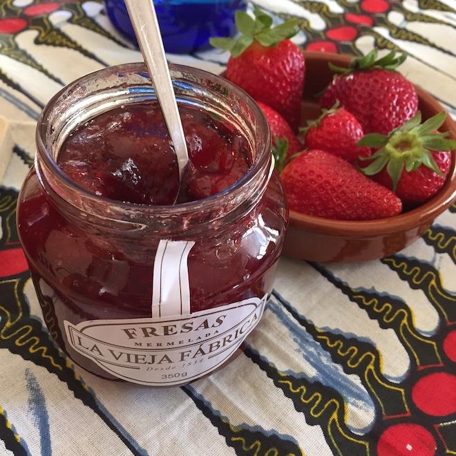 fresas la vieja fabrica mermelada