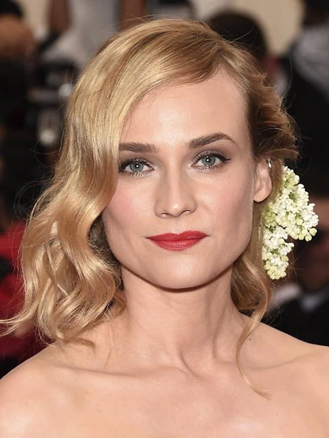 Diane Kruger maquillaje met