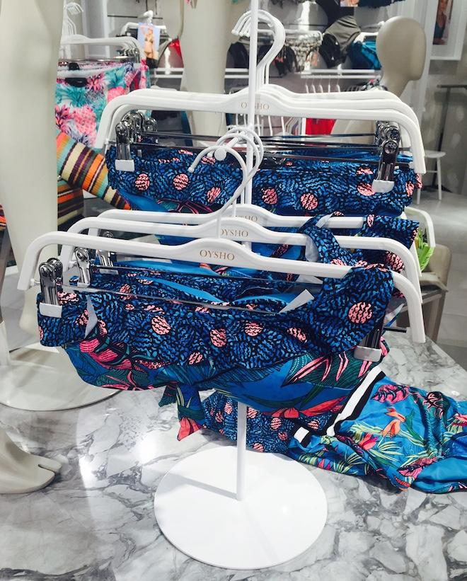 oysho moda playa ss15