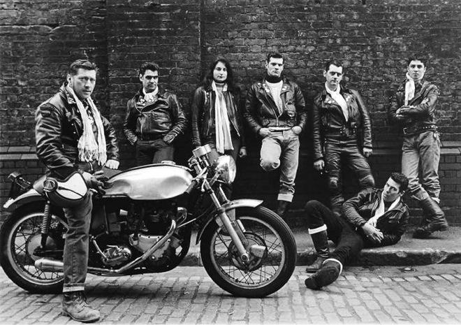 Rockers cafe moto