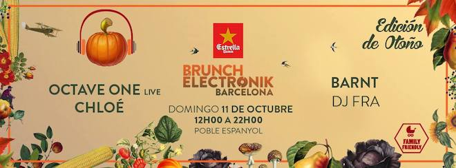 brunch electronik barcelona octubre 2015