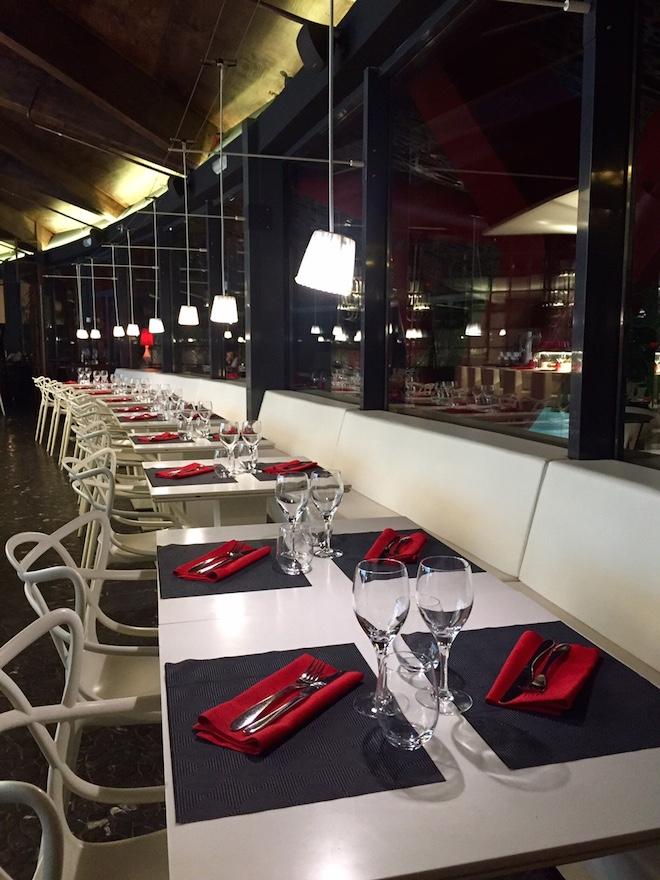 restaurante abrassame terraza barcelona