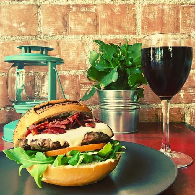 timesburg hamburguesa bcn