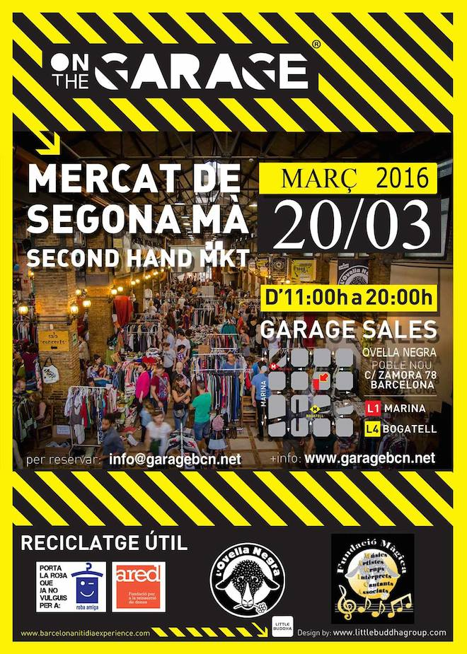 on the garage marzo