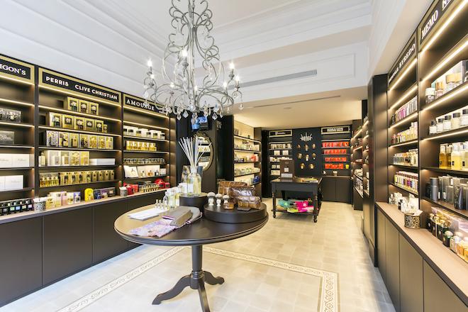 Regia tienda barcelona perfume nicho