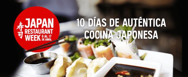 japan restaurant week atrapalo