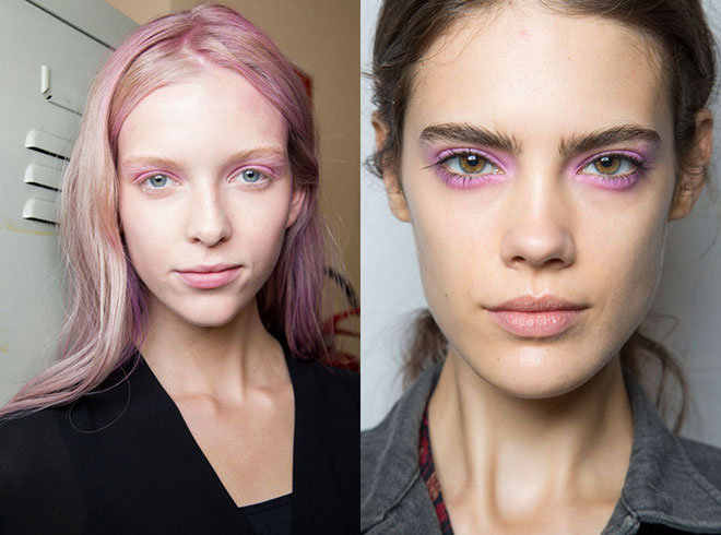 maquillaje de moda pv16