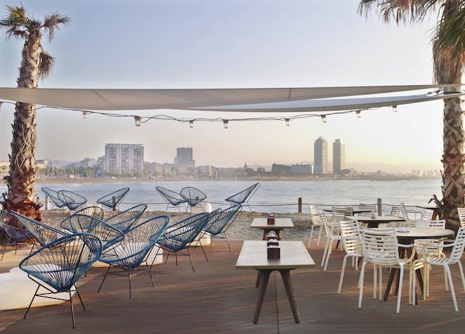 Salt Beach Club Terrace