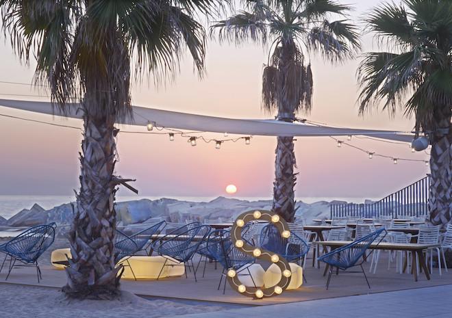 Salt Beach Club barcelona