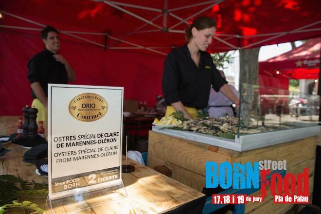 born street food evento