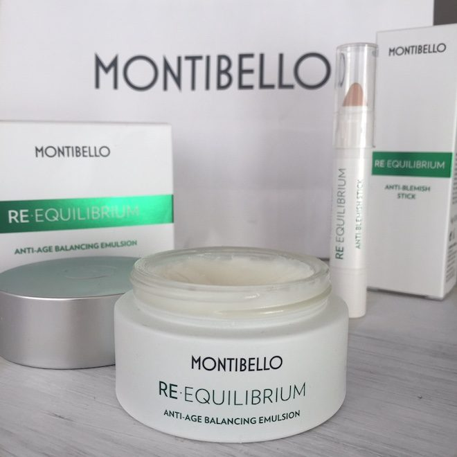 Montibello Experience Beauty re equilibrium