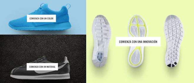 Planificado recepción Inicialmente  Consigue tu calzado perfecto con Nike iD | Bcn Cool Hunter