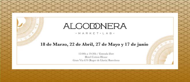 algodonera market lab