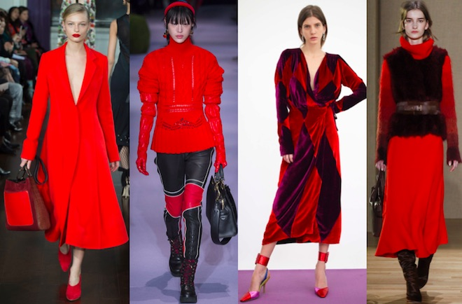 colores de moda oi 2017 18 rojo