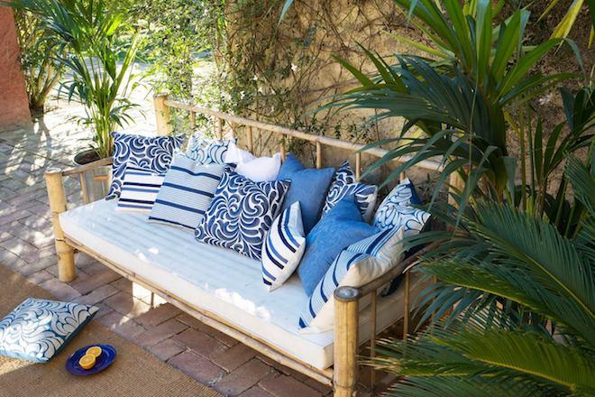 decoracion jardin terraza