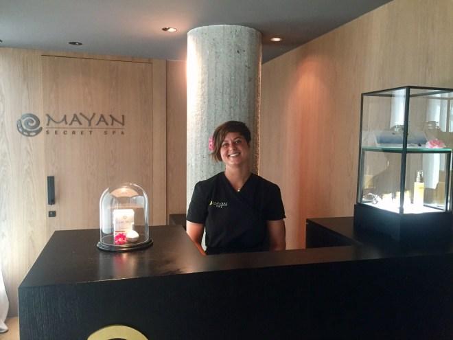 mayan secret spa claris