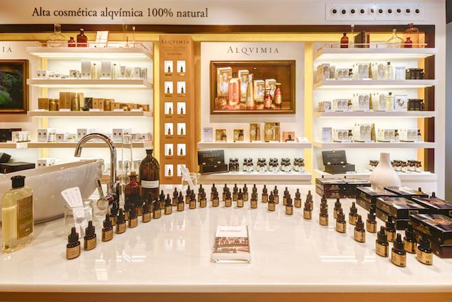 Alqvimia Store Spa Muntaner Bcn 05