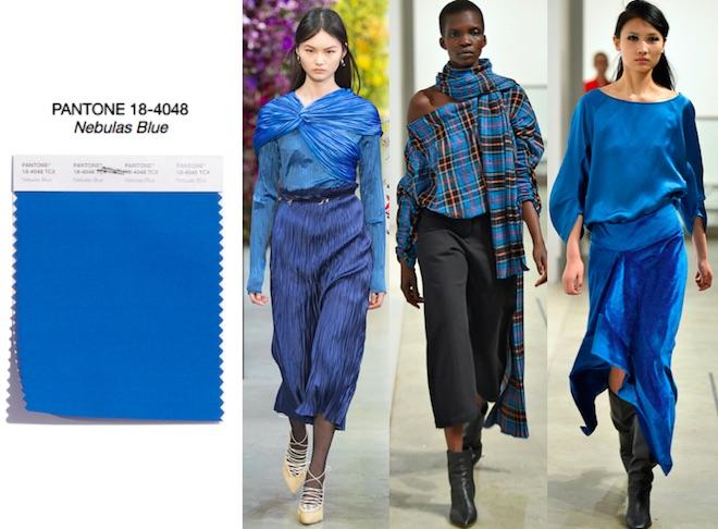 colores de moda invierno 2018 nebulas blu