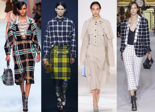 tendencias moda pv18 CHECK PRINT