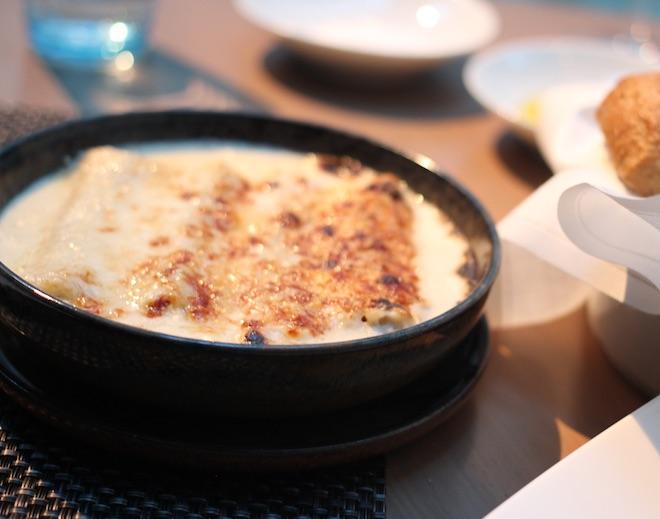 restaurante blanc canelones carme ruscalleda
