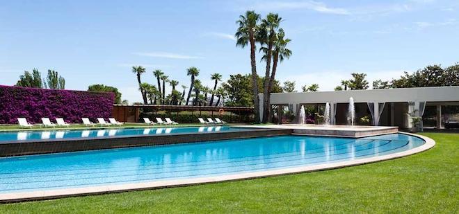 fairmont rey juan carlos piscina