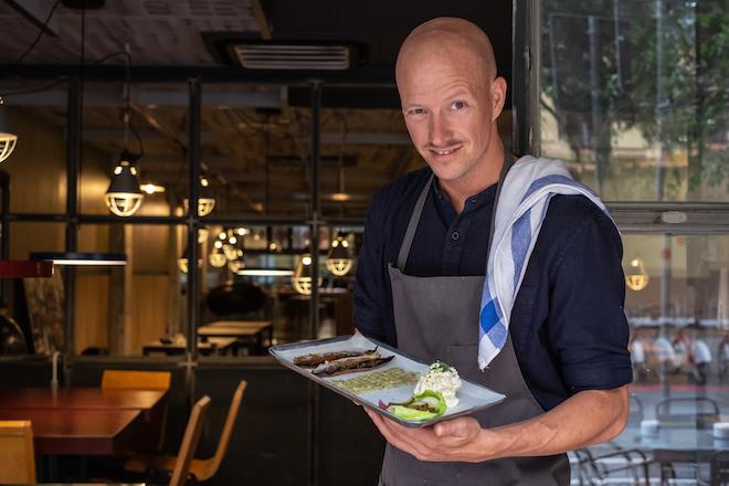 olofson smokehouse barcelona chef
