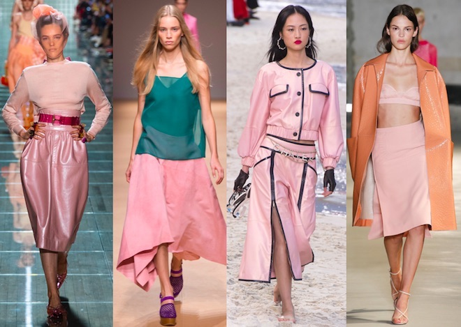 colores de moda pv19 rosa Pressed Rose