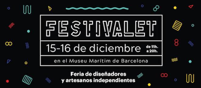 mercado de navidad barcelona festivalet