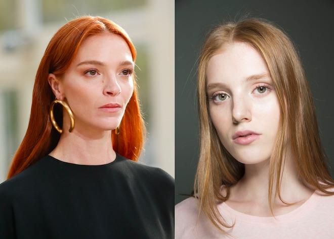 peinados tendencias 2019 melena lisa