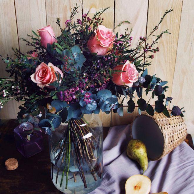 regalar flores online escoger ramo