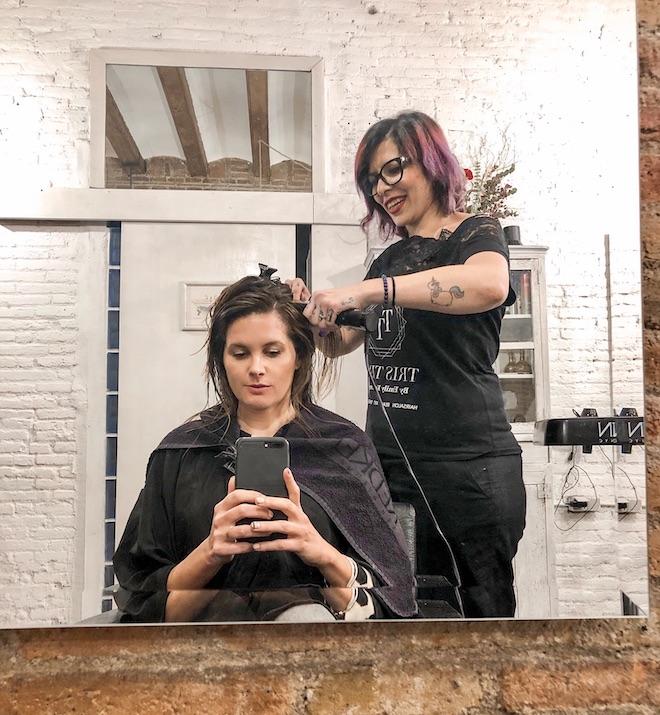 tratamiento para reparar el pelo en tristras