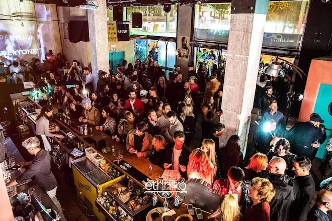 ethniko nightclub barcelona