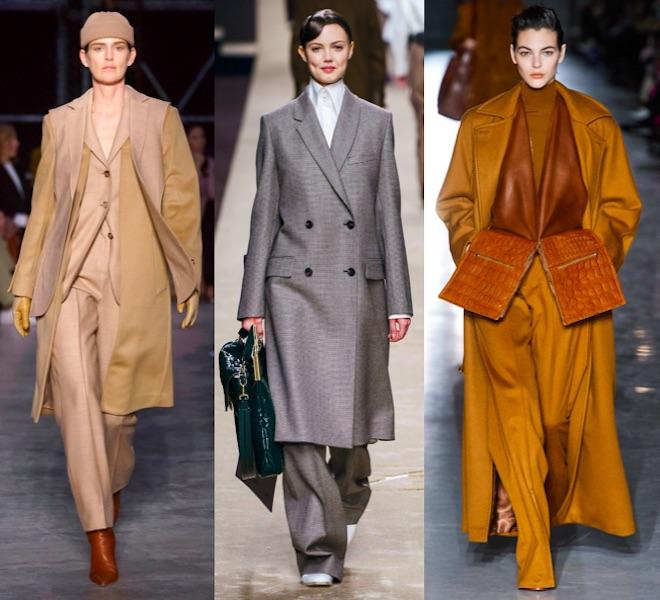 moda otono invierno 2019 2020 traje sastre