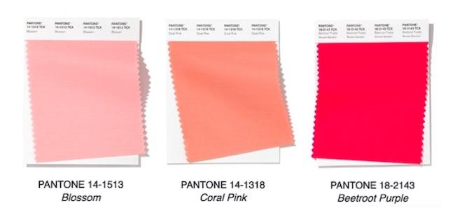 pantone ss 2020 rosa