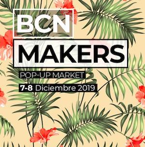 mercado navidad bcn makers