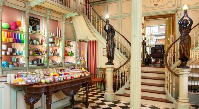 cereria subira tiendas antiguas de Barcelona
