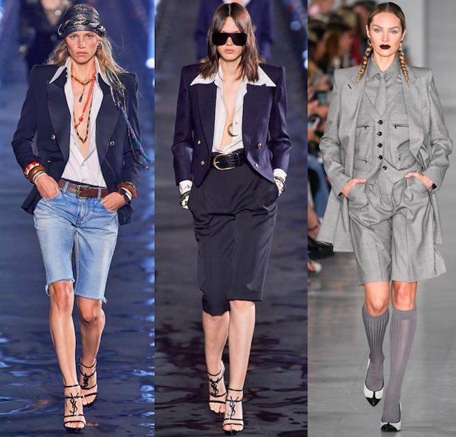 moda pv 2020 bermudas